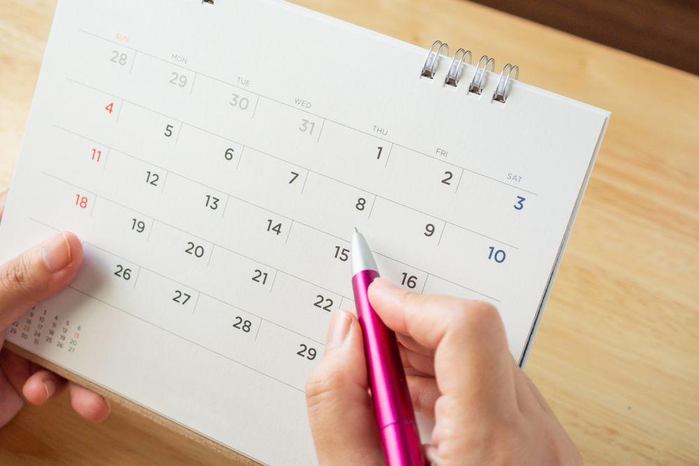 カーラッピングを業者に依頼したらどのくらいの期間で完成する?